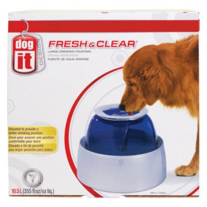 Dogit Fresh And Clear Drinking Fountain