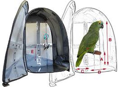 Bird carrier: Source: Amazon.com