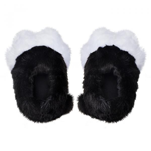 Twitchy Kitty Cat Paw Slippers with Sound