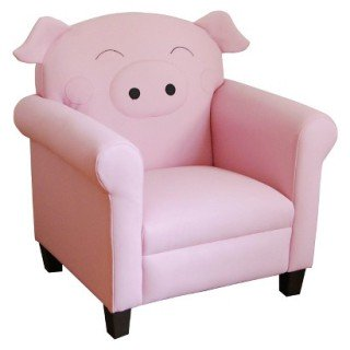 Ordinaire This Whimsical Piece Of Child Sized Furniture In The Guise Of A Blissfully  Happy Pig Is Only Available On Target.com, Not Sold In Stores.
