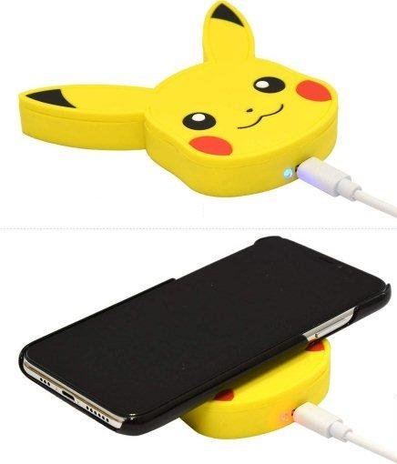 Pikachu & Eevee Pokémon Wireless Chargers