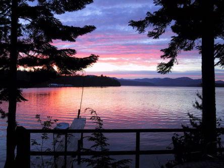 Priest Lake, Idaho (Public Domain Image)