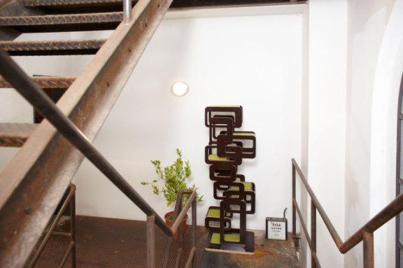 Retro by designer Oliver Kriege (Wohnblock Design)