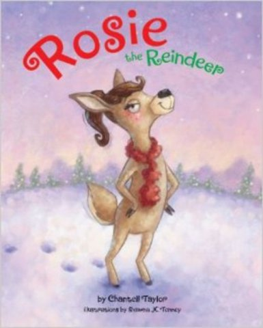 Rosie the Reindeer by Chantell Taylor