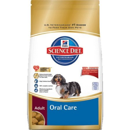 Hill S Science Diet Adult Oral Care Dry Dog Food