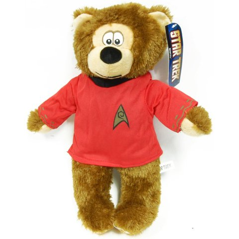 Scotty Star Trek Bear