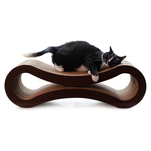Cool And Funky Cat Scratcher