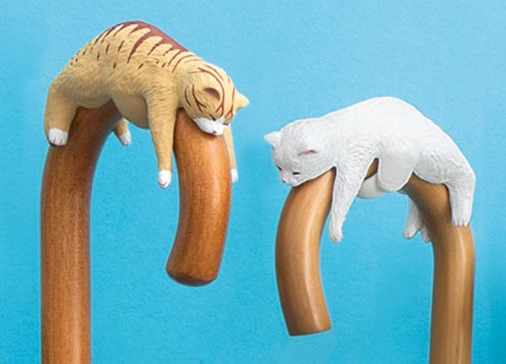 Sleeping Cat Umbrella Savers Boldly Mark Your Brolly
