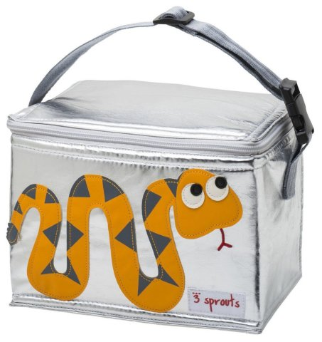 3 Sprouts Snake Lunch Bag