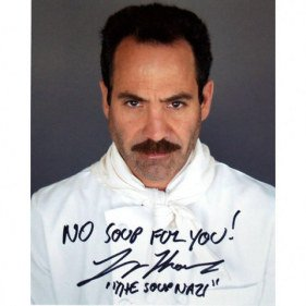 Seinfeld's 'Soup Nazi' has the right idea!