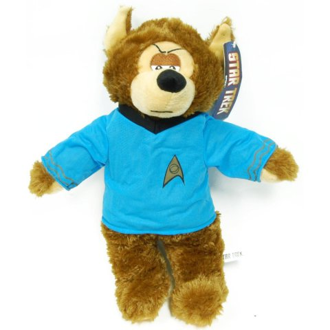 Spock Star Trek Bear