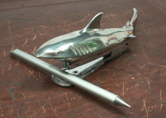 Shark Stapler