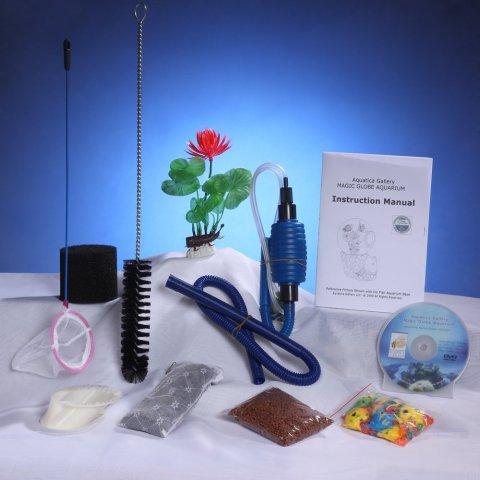 Magic Globe Aquarium starter kit