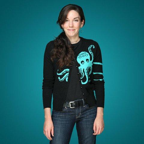 Octopus Sweater