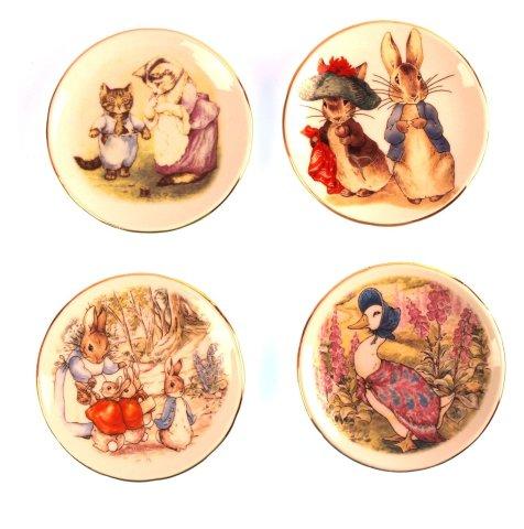 Peter Rabbit and Friends Tea Set