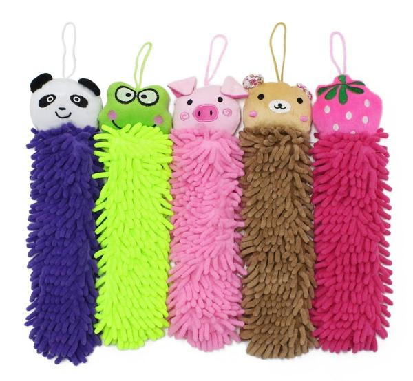 Animal Hand Towels