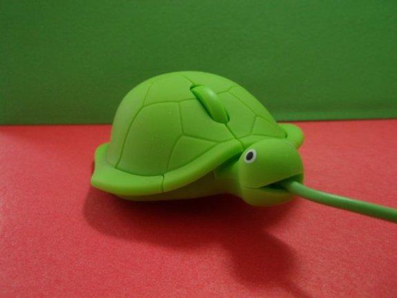 Turtle Optical Mouse