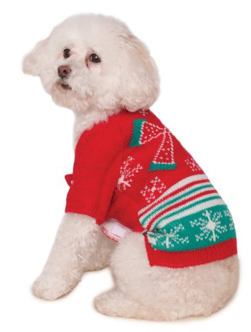 Ten Ugly Christmas Sweaters For Your Dog This Holiday Season ...