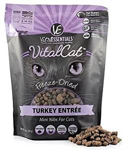 Vital Essentials Mini Nibs Freeze Dried Diet