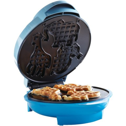Animal Shapes Waffle Maker
