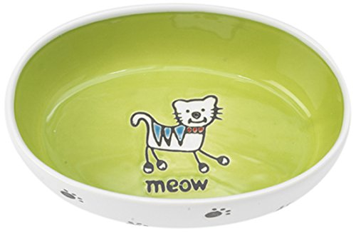 The Top 5 'Whisker Friendly' Cat Food Bowls At Amazon.com