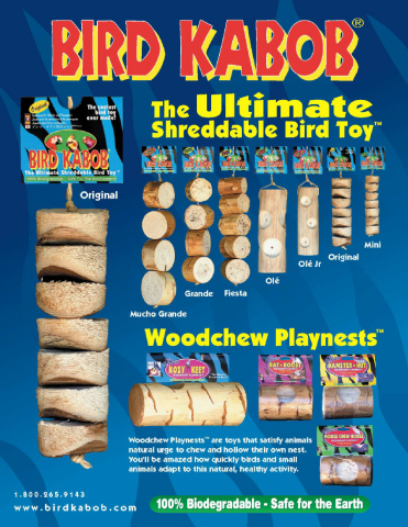 Bird Kabobs by Wesco Pet