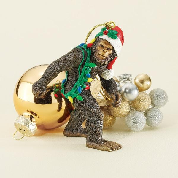 Yeti Holiday Ornament
