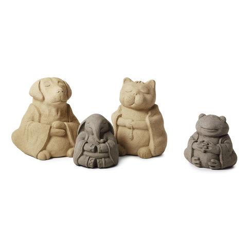 Zen Animal Sculptures