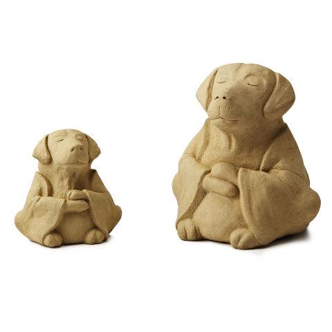 Zen Animal Sculptures -- Dog