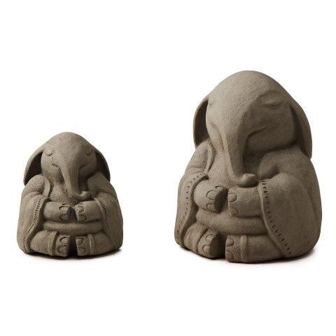 Zen Animal Sculptures -- Elephant