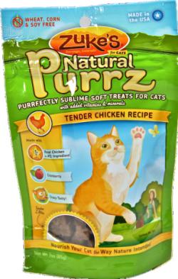 Zukes Cat Treats