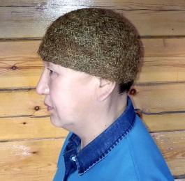 2b2e07286b4 World s Only Mammoth Wool Hat On Sale For  10
