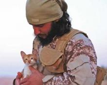 ISIS Employs Cute Kitten To Improve Their Image