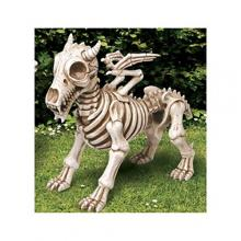 Dragon Skeleton Garden Sculpture