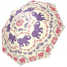 Purple Elephant Umbrella