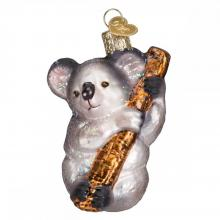 Koala Bear Christmas Ornament