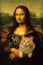 The Meowna Lisa