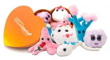Heart Warming Box of Giant Microbes