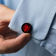 Spider-Man Logo Cufflinks