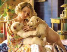 """The Zookeeper's Wife"" Allows Animals In Flick To Do The Directing"