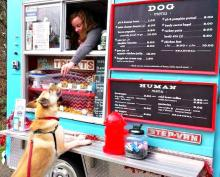 Seattle Barkery Food Truck in Washington State