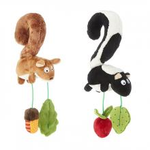 Forest Friends Stroller Toys