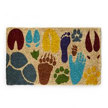 Animal Tracks Doormat