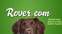 Rover: No.1 Pet Sitting & Dog Walking Ecosystem