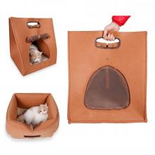 Sunny&Lucky 3-in-1 Pet Carrier