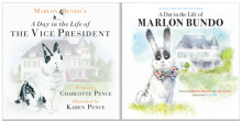 The WH's Second Pet Is Immortalized In Hare-raising Tomes