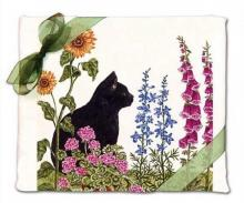 Black Cat Kitchen Towels