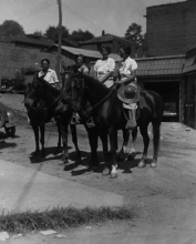 Pack Horse Librarians