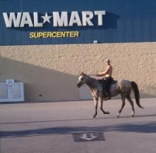 Russian President Putin Trotsky's Up To Florida Walmart