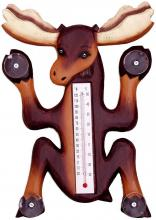 Moose Window Thermometer